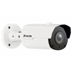 BALTER 2.0MP IP видеокамера, 2.8-12мм (мотор), 1920x1080p, StarLight, ИК 30м, H.265, True WDR, P2P, PoE/12V DC, IP66