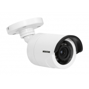 NEOSTAR 3.0MP IP видеокамера, 4мм, 2048x1536p, ИК 20м, H.264, PoE/12V DC, IP66