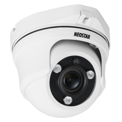 BALTER EX-SDI / HD-SDI Dome-Tag/Nachtkamera, LightEQ