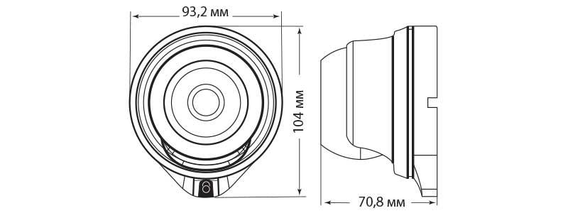 THC-115IR